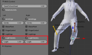 blender rigify how to make rig layers options appear
